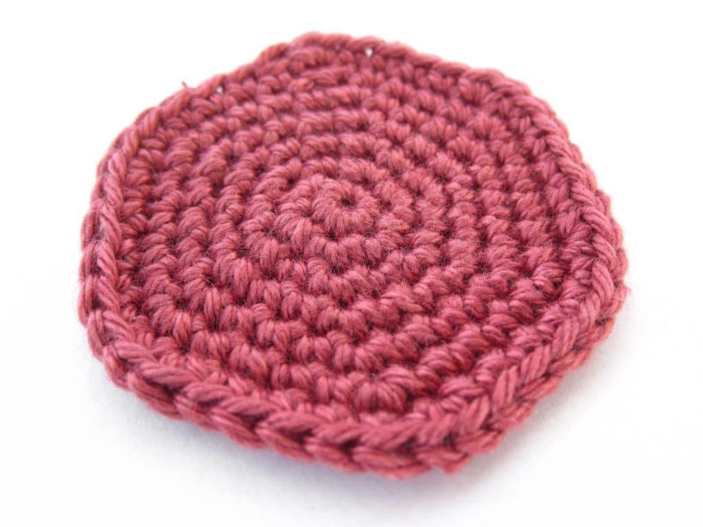How to Crochet Hexagons in Spiral Rounds   Supergurumi