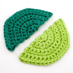 How to Crochet Semicircles