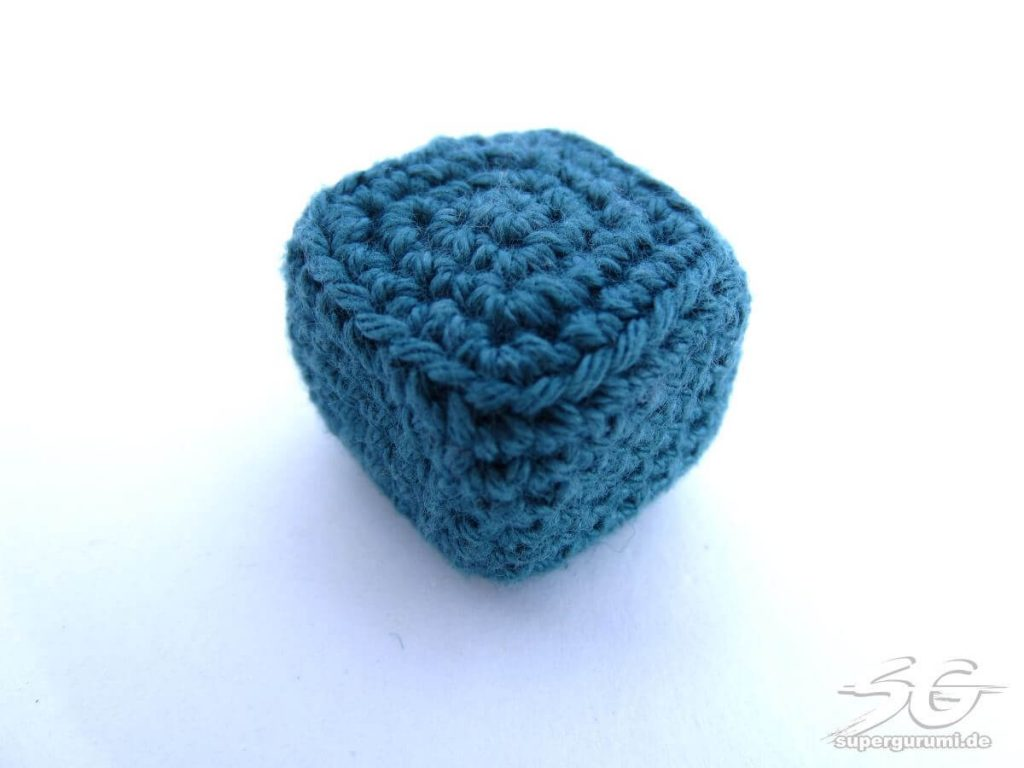 Crochet Cube Pattern