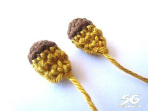 Crochet Giraffe Arms
