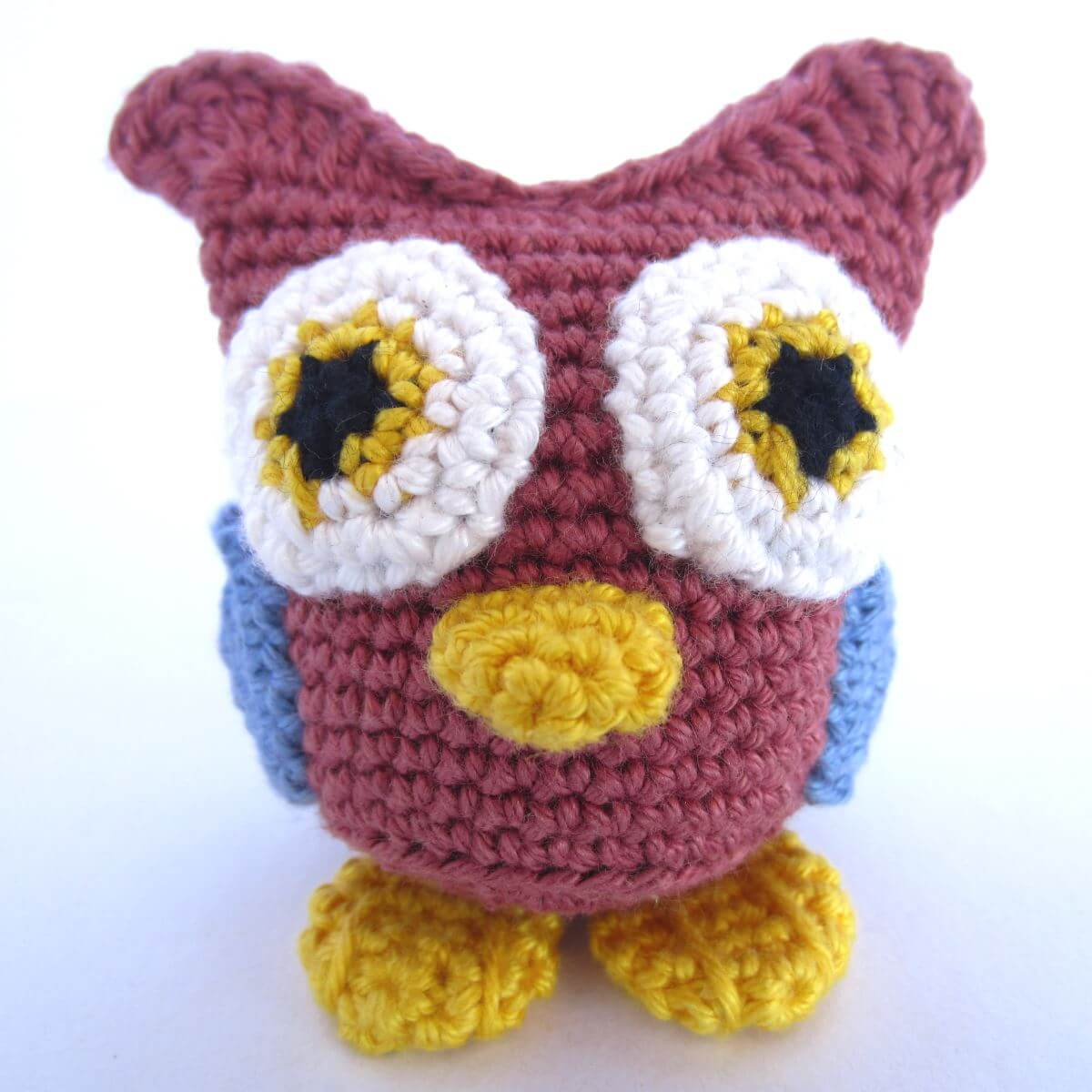 Baby Knitting Patterns PATTERN/ TUTORIAL (English) Amigurumi Owl ... | 1200x1200