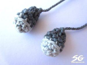 Crochet Elephant Arms