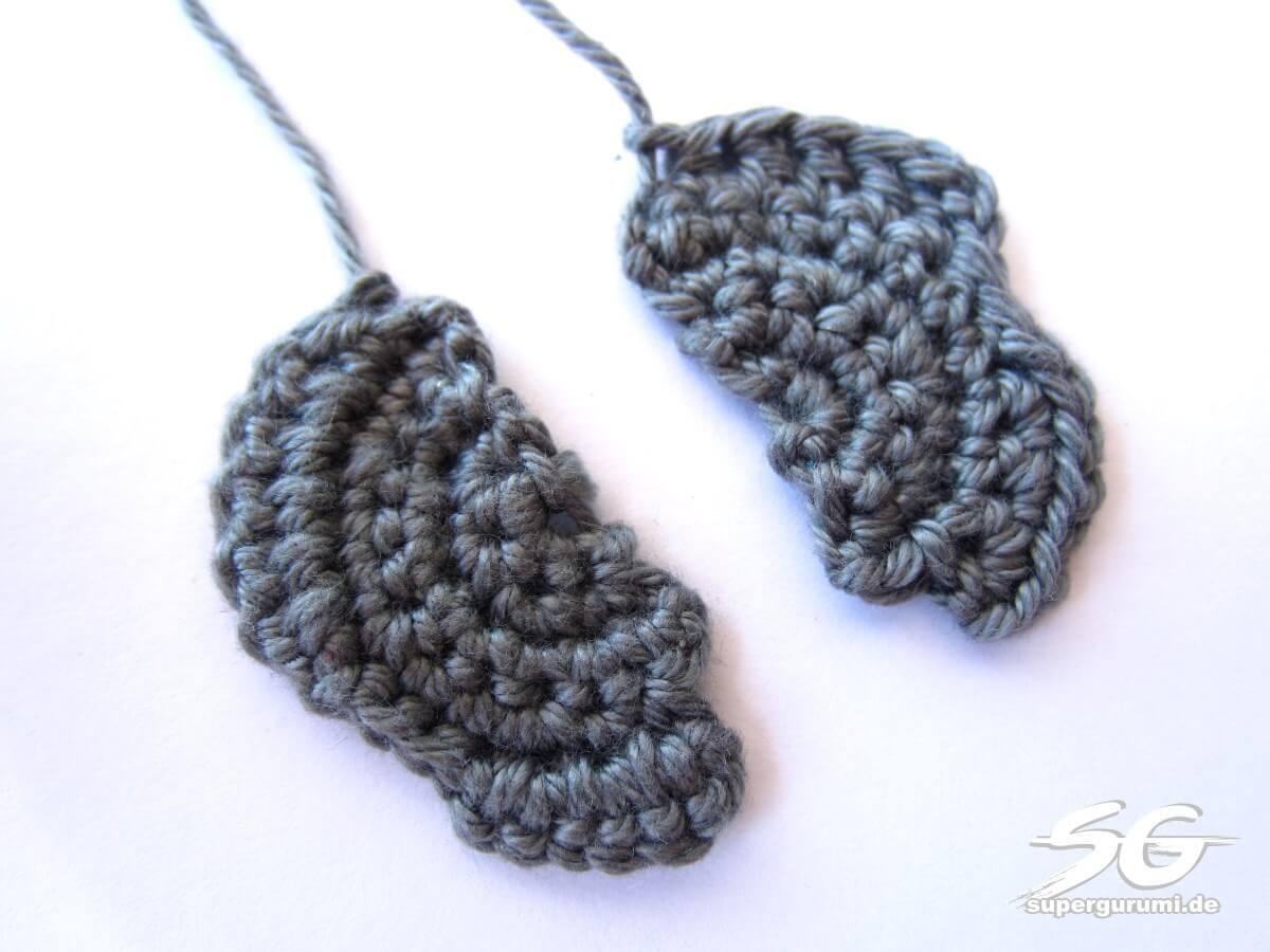 Free Crochet Pattern For Elephant Ears : Crochet Elephant Ears www.galleryhip.com - The Hippest Pics