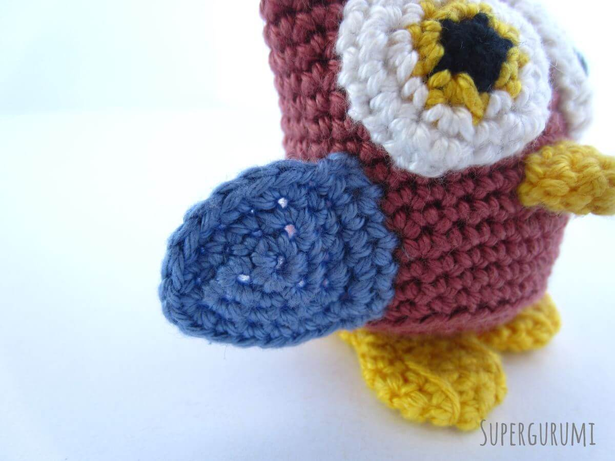 Amigurumi Dragon Wings : Amigurumi crochet owl pattern supergurumi