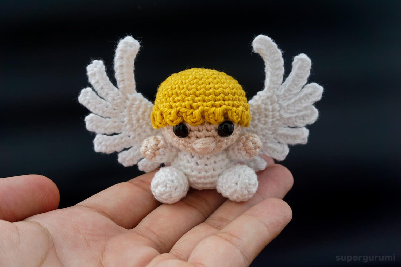 Angels Boys and girls Free Crochet Pattern ⋆ Crochet Kingdom | 1000x1500
