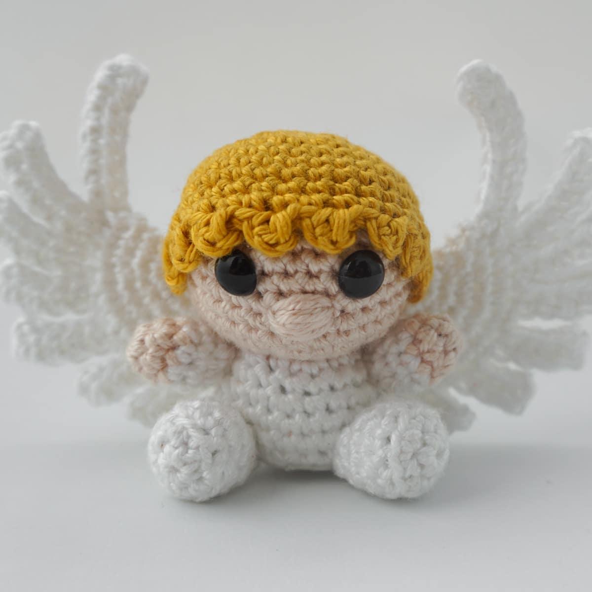 Angel Crochet Pattern Custom Ideas