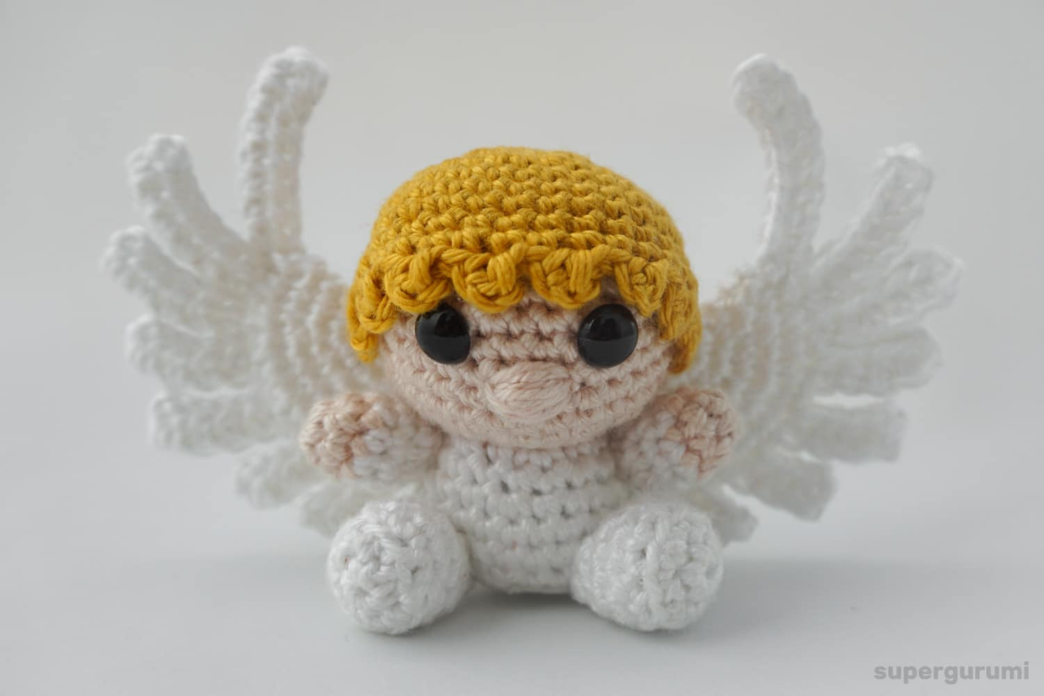 30+ Free Crochet Angel Patterns | AllFreeCrochet.com | 1000x1500