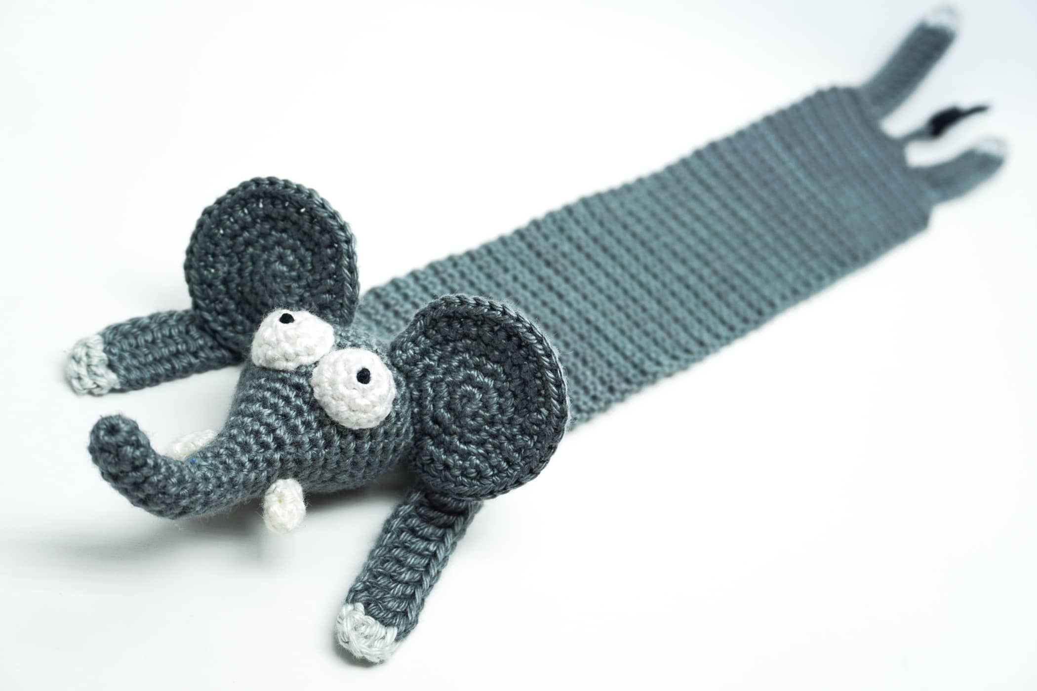 The Sweetest Crochet Elephant Patterns To Try | The WHOot | 1400x2100