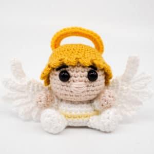 Amigurumi Crochet Angel Pattern