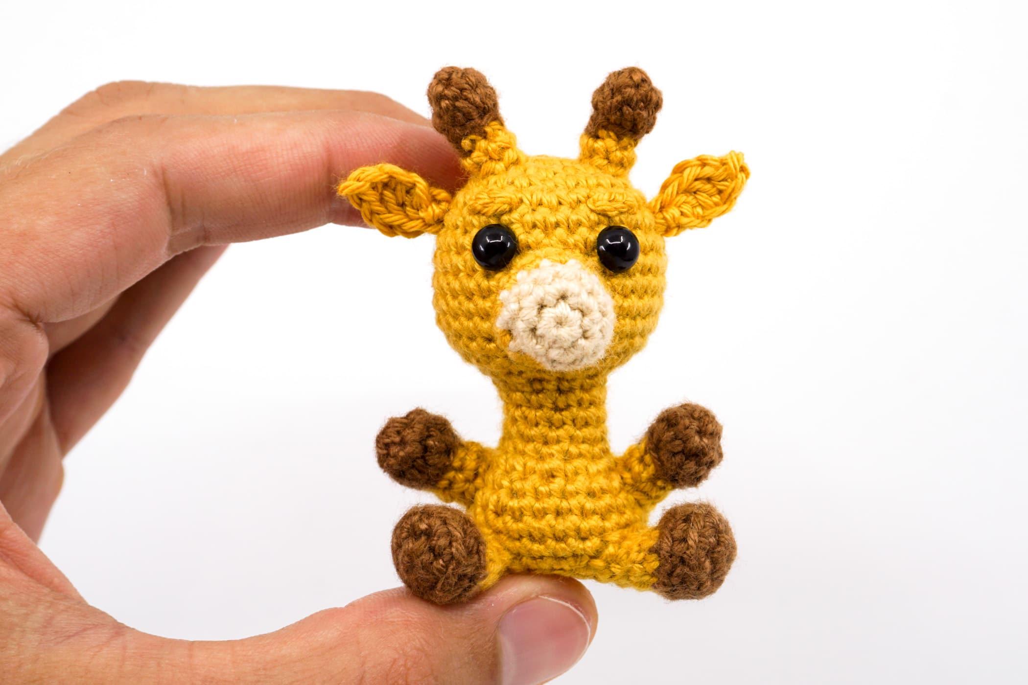 Crochet pattern Giraffe April crochet amigurumi giraffe, English ... | 1400x2100