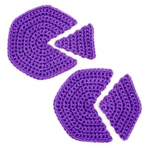Irregular Crochet Shapes