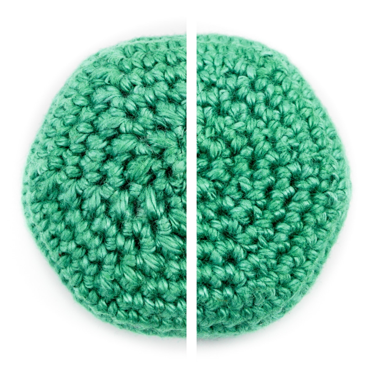 How To Crochet Single Crochet Invisible Decrease - Crochet 365 ... | 1200x1200