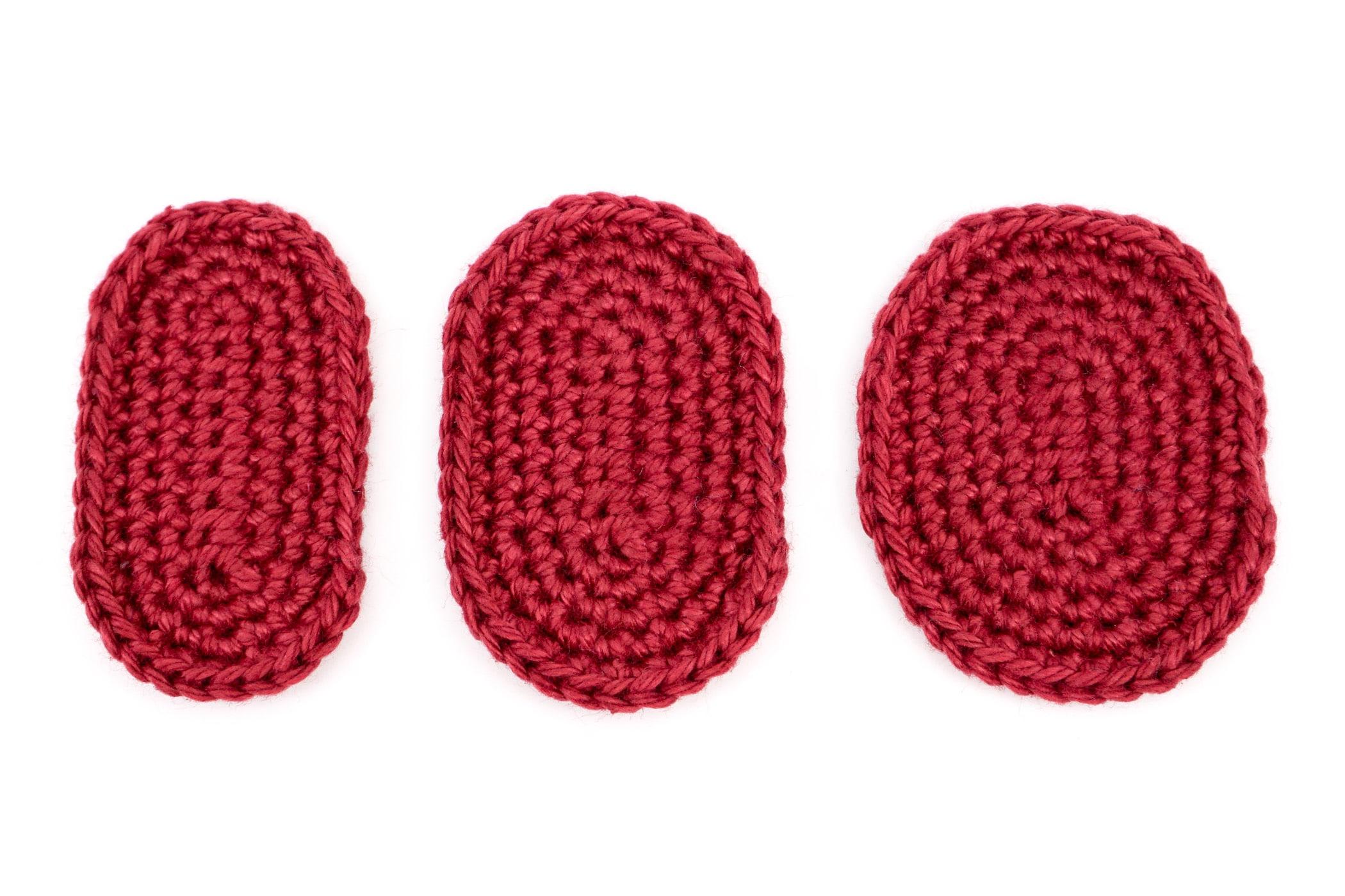 How To Crochet An Oval Shape · How To Make A Crochet · Yarncraft ... | 1400x2100
