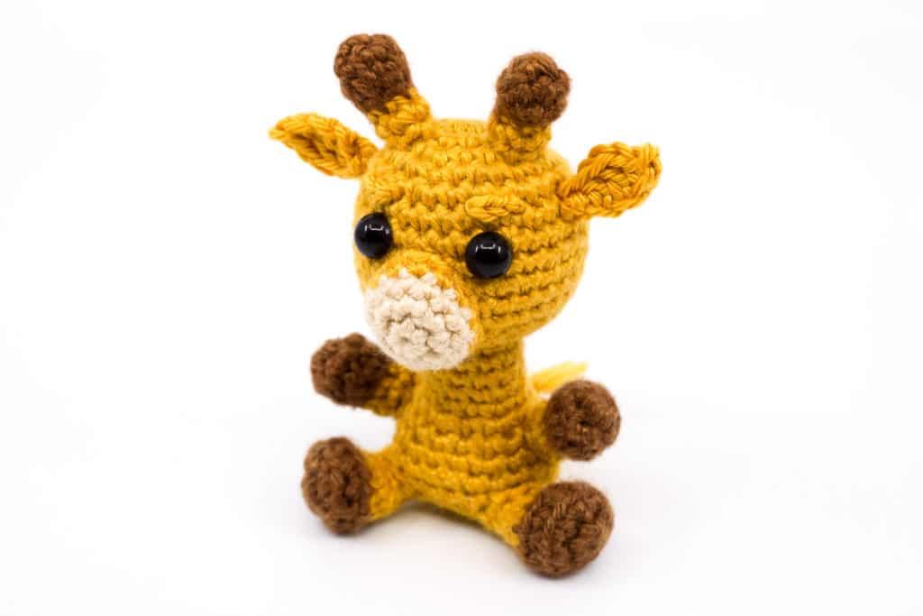 Crochet Giraffe Patterns You'll Love To Make -The WHOot | 683x1024
