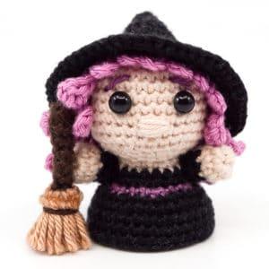 Amigurumi Good Witches Crochet Pattern