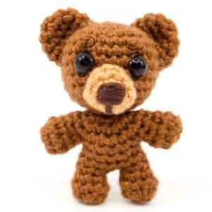 Bear Crochet Pattern – Mini Noso