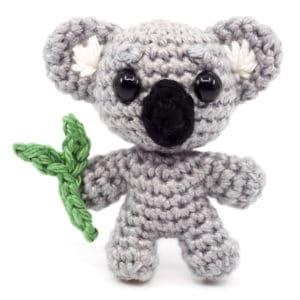 Koala Crochet Pattern – Mini Noso