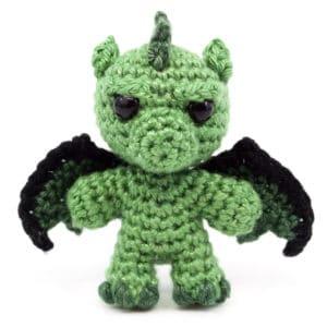Dragon Crochet Pattern – Mini Noso