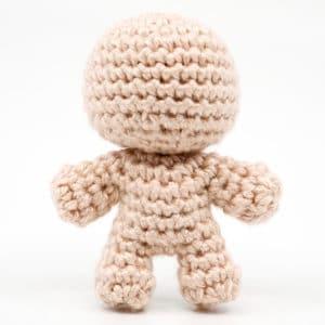 Mini Noso – Small One Piece Crochet Doll
