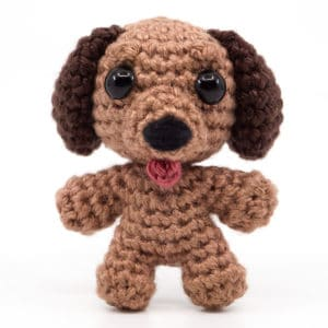 Dog Crochet Pattern – Mini Noso