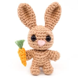 Bunny Crochet Pattern – Mini Noso