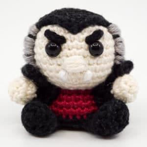 Amigurumi Vampire Crochet Pattern