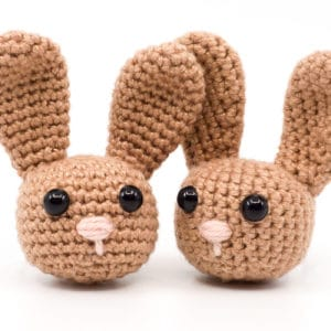 """The """"Right"""" Side when crocheting Amigurumi"""